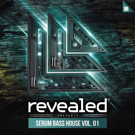 Revealed Serum Bass House Vol 1 WAV FXP-SYNTHiC4TE