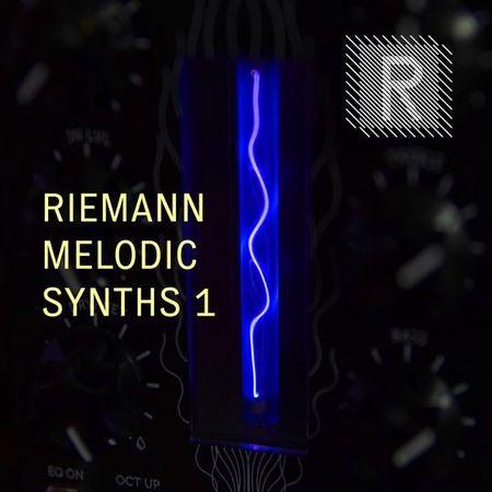 Riemann Melodic Synths 1 WAV