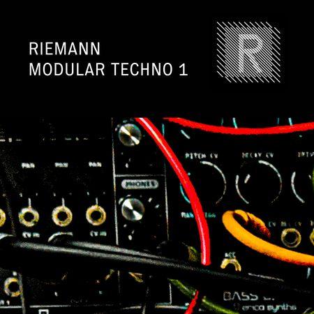Riemann Modular Techno 1 WAV