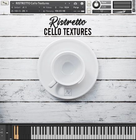 Ristretto Cello Textures KONTAKT [FREE]