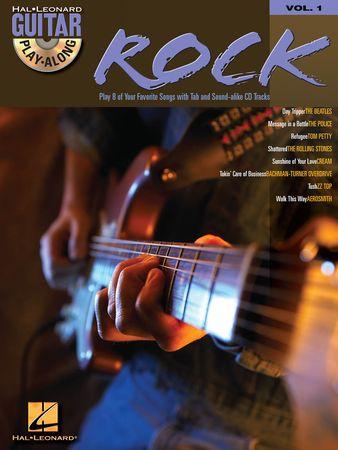 Rock Guitar Play-Along Volume 1 PDF MP3