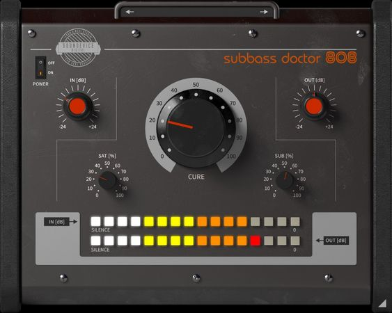 SubBass Doctor 808 v1.1 Incl Patched and Keygen-R2R