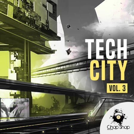 Tech City Vol 3 WAV-DECiBEL