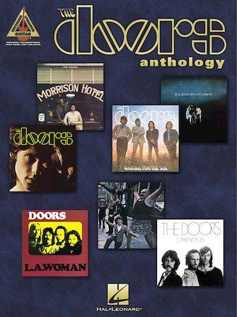 The Doors Anthology PDF