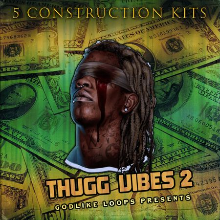Thugg Vibes Volume 2 WAV MiDi-DISCOVER
