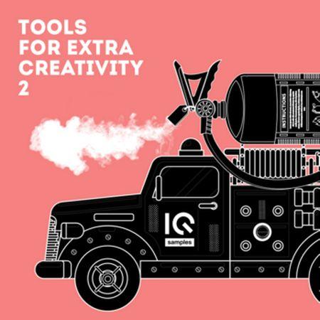 Tools Extra Creativity Volume 2 WAV-DISCOVER