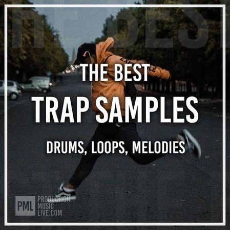 Trap Sample Pack WAV FL Studio & Ableton Project