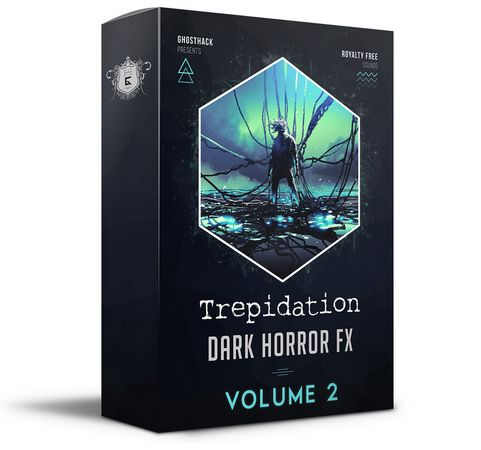 Trepidation (Dark Horror FX) Volume 2 WAV-DISCOVER