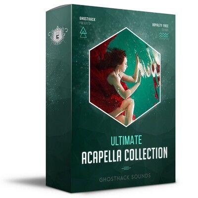 Ultimate Acapella Collection WAV MiDi-DISCOVER