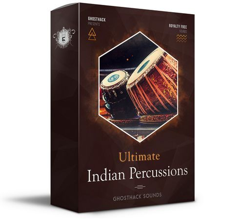 Ultimate Indian Percussions WAV-DISCOVER