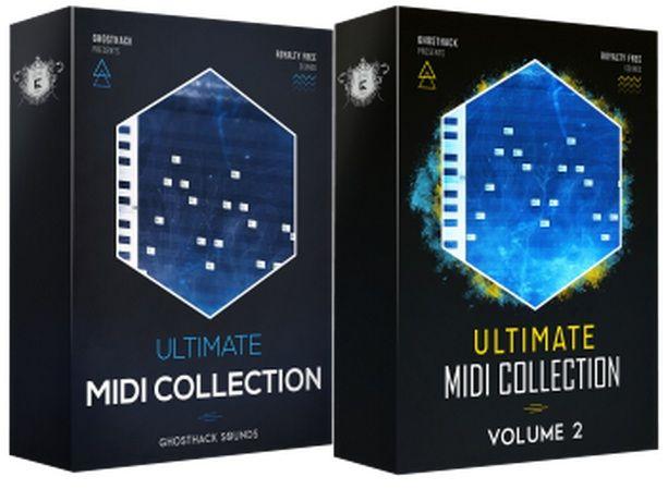 Ultimate MIDI Collection Volume 1-2 MiDi-DISCOVER