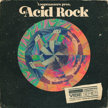 VIBES Vol 8 Acid Rock WAV REX
