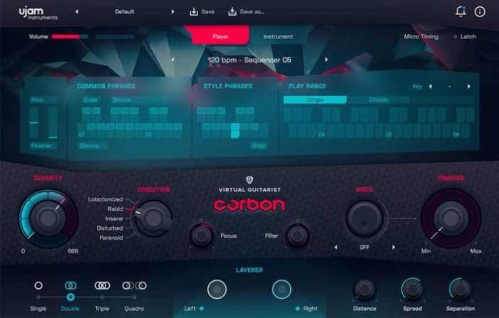 VIrtual Guitarist CARBON v1.0.1-R2R
