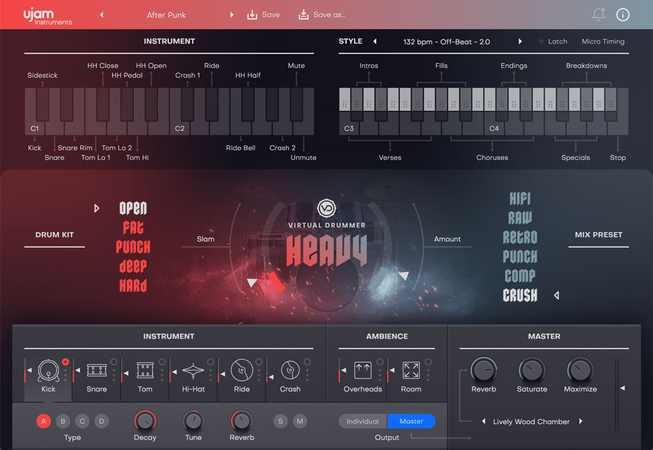 Virtual Drummer HEAVY v2.0.1-R2R