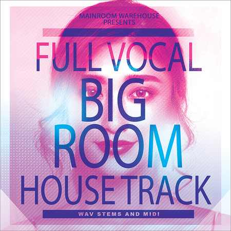 Vocal Big Room House Track DECiBEL