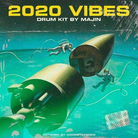 2020 Vibes Drum Kit WAV MiDi-FANTASTiC
