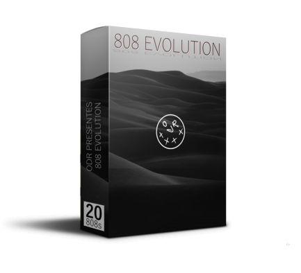 808 Evolution (808 Kit) WAV