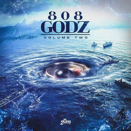 808 Godz Volume 2 WAV-DISCOVER