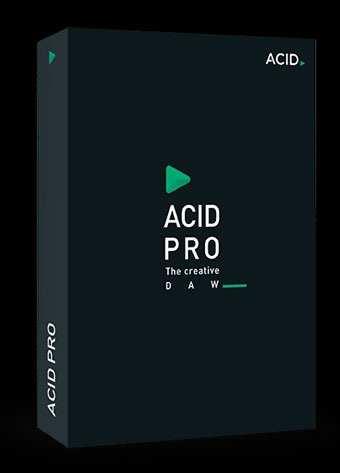 ACID Pro 10.0.4.29