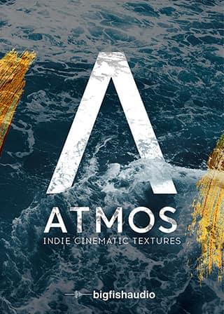 ATMOS Indie Cinematic Textures KONTAKT