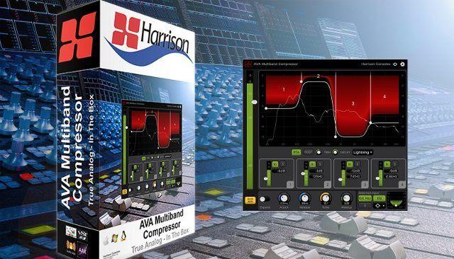 AVA Multiband Compressor v2.0.1 Incl Patched and Keygen-R2R