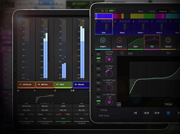 AVID Control for Pro Tools Explained TUTORiAL