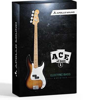 Ace Of Bass Vol.1 Electric Bass WAV MiDi PRESETS [FREE]