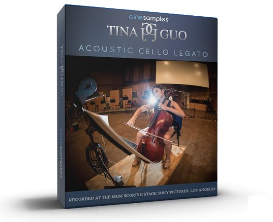 Acoustic Cello Legato v1.4 KONTAKT