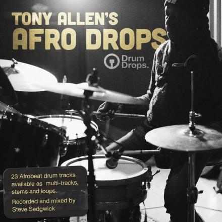 Afro Drops Loops Pack MULTiFORMAT-DECiBEL