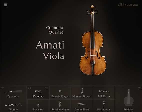 Amati Viola v1.0.0 KONTAKT