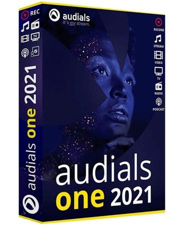 Audials One 2021.0.95.0 Multilingual