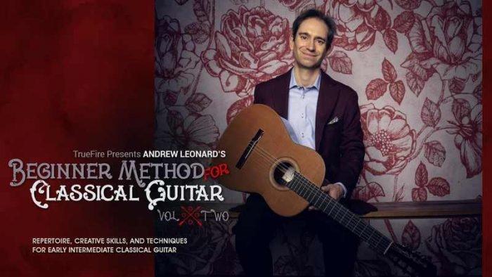 Beginner Method for Classical Guitar Vol. 2 TUTORiAL