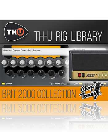 Brit 2000 Collection Rig Library-R2R