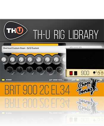 Brit 900 2C EL34 Rig Library-R2R