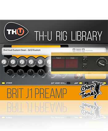 Brit J1 Preamp Rig Library-R2R