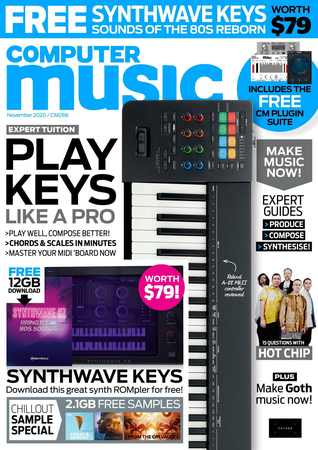 Computer Music November 2020 Full Content DVD