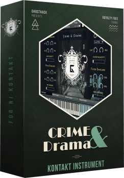 Crime And Drama For KONTAKT-DISCOVER