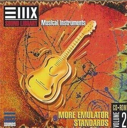 E-MU More Emulator Standards for Emulator X3