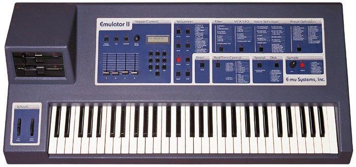 Emulator II OMI Universe of Sounds Vol. 1 for Emulator X3