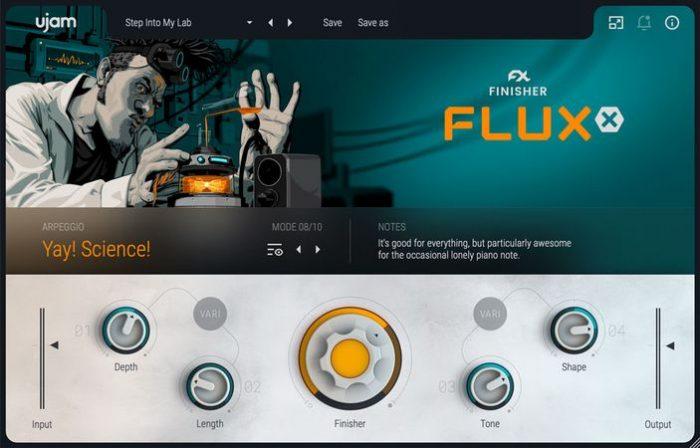 FLUXX VST AAX v1.0.0-R2R
