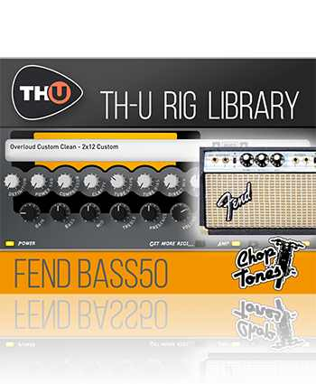Fend Bass50 Rig Library-R2R