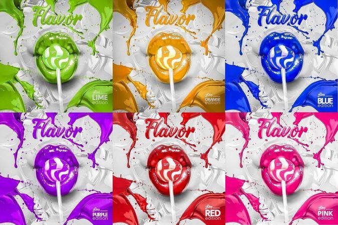 Flavor Bundle Edition WAV MiDi-DISCOVER