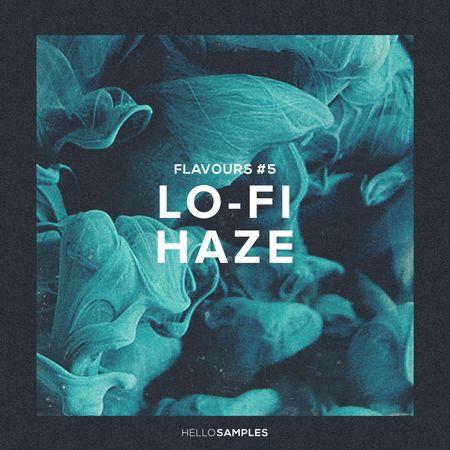 Flavours 5 Lofi Haze Ableton WAV