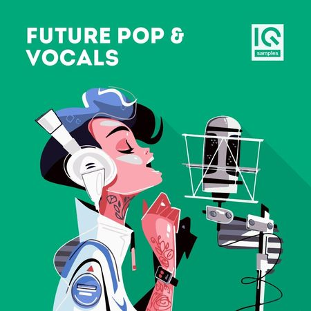 Future Pop & Vocals sample pack Wav