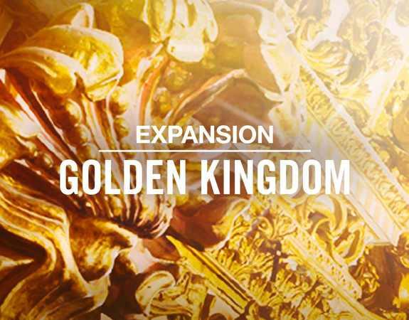 Golden Kingdom v2.0.1 Maschine Expansion
