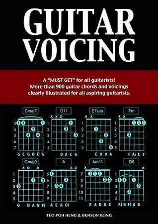 Guitar Voicing - Guitar Chords Lesson Complete Guide for All Levels