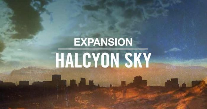 Halcyon Sky v2.0.2 Maschine Expansion