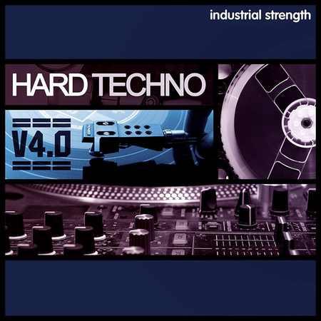 Hard Techno 4.0 WAV MiDi MASSiVE Carbon Electra Presets