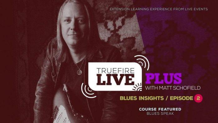 Live Plus Blues Insights Ep.02 TUTORiAL