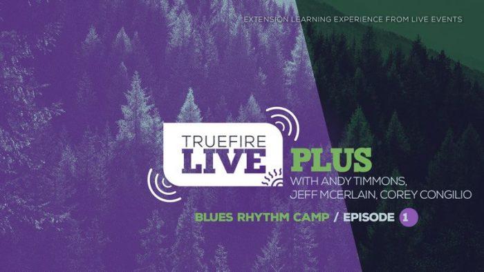 Live Plus Blues Rhythm Camp Episode 01 TUTORiAL